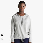 Mantis - Damen Loose Fit Hooded T-Shirt