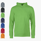 Printer - Herren Fleece Kapuzenpullover 'Switch'