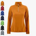 Printer - Leichter Damen Fleece-Pullover 'Railwalk Ladies'