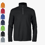 Printer - Leichter Herren Fleece-Pullover 'Railwalk'