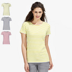 Sol's - Damen Ringel T-Shirt 'Miles'