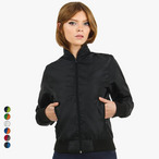 B&C - Damen Blouson-Jacke 'Trooper'