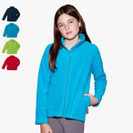 Stedman - Kinder Active Fleecejacke