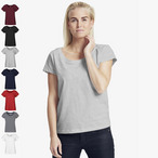 Neutral - Damen Loose Fit T-Shirt