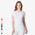 American Apparel - Women's Fine Jersey T-Shirt
