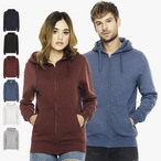 EarthPositive - Unisex Zip-Up Hoodie