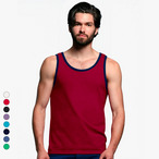 Anvil - Fashion Tanktop für Herren