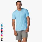Gildan -  Herren Premium  V-Neck T-Shirt