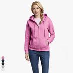 Gildan - Damen Full Zip Hoodie Sweatshirt