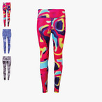 TriDri - Damen Performance Leggings 'Aurora'