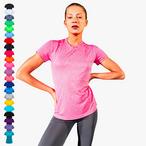 TriDri - Damen Performance T-Shirt 'TR020'