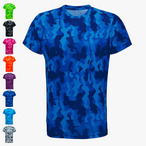 TriDri - Herren Performance Hexoflage T-Shirt