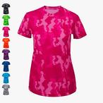 TriDri - Damen Performance Hexoflage T-Shirt