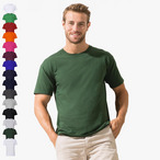 Fruit of the Loom - Herren Ringspun Premium T-Shirt