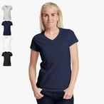 Neutral - Damen V-Neck T-Shirt
