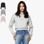 Continental - Women's Cropped Sweatshirt