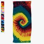 Colortone - Batik Badetuch - 80 x 150cm