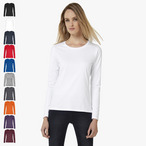 B&C - #E190 Long Sleeve Women