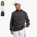 Build Your Brand - Basic Pull Over Jacket bis 5XL