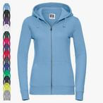 Russell - Ladies' Authentic Zipped Hood Jacket