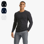 Russell - Men's Pure Organic Long Sleeve Tee