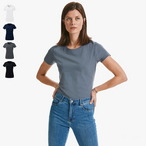 Russell - Pure Organic Heavy Tee Ladies