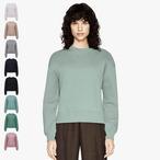 Earth Positive - Heavy Womens Drop Shoulder Sweatshirt