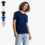 Fruit of the Loom - Iconic 150 V Neck T bis 5XL