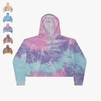 Colortone - Cropped Hoodie