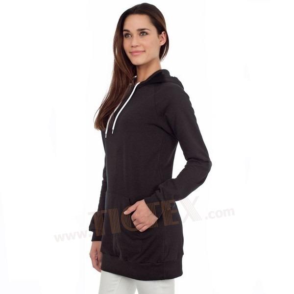 langer hoodie