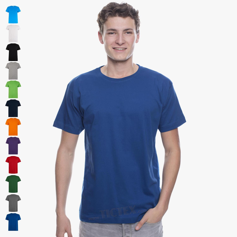 64732d75f218c Logostar - Basic T-Shirt - Übergrößen bis 15XL