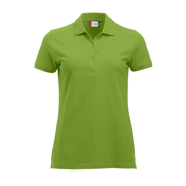 2019 authentisch weltweite Auswahl an feinste Stoffe Clique - Damen Poloshirt 'Classic Marion s/s'